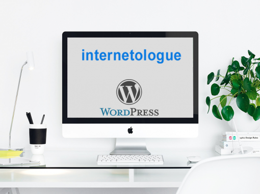 Internetologue WordPress development