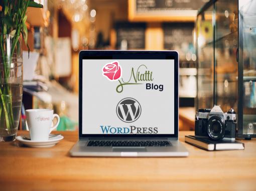 Niatti Blog WordPress développement